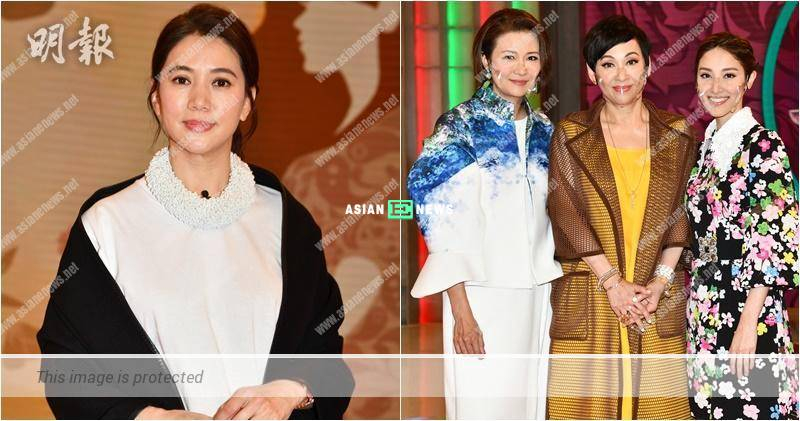 Anita Yuen returns to TVB after 10 years later