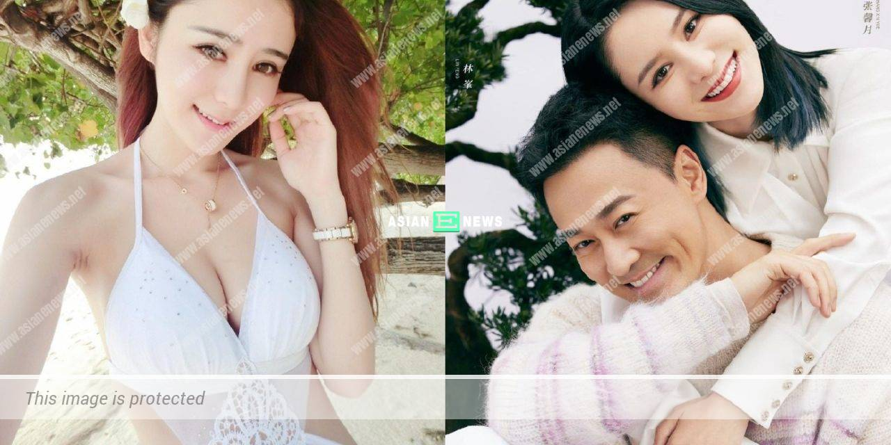 Carina Zhang lists her expectations towards her husband Raymond Lam