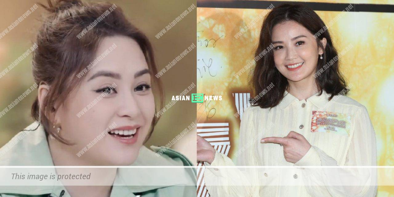 Gillian Chung gains weight; Charlene Choi emphasises staying healthy is the most important