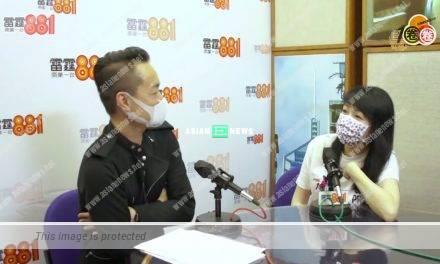 Elaine Ho confesses her past romance with Marco Ngai affected her career