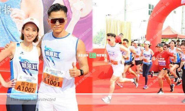 Elaine Yiu's makeup melts after running; Joel Chan wishes to look muscular