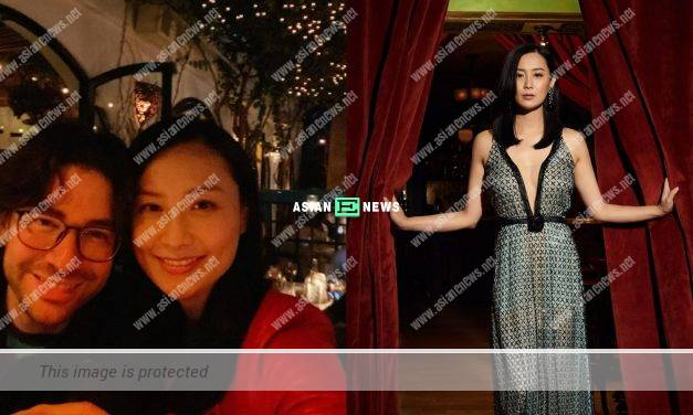 Fala Chen and her husband have a date night without their daughter