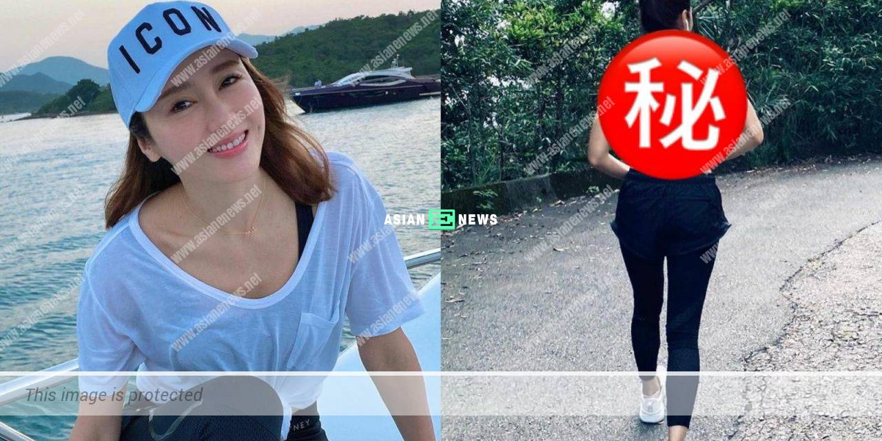 Because of hiking? 49-year-old Gigi Lai remains young and fit