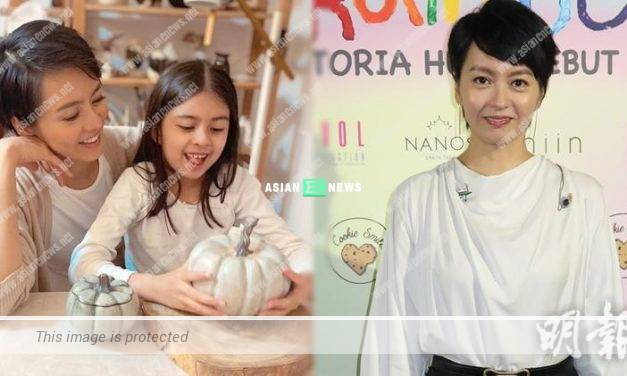 Gigi Leung has no plans to open a bakery store during COVID-19