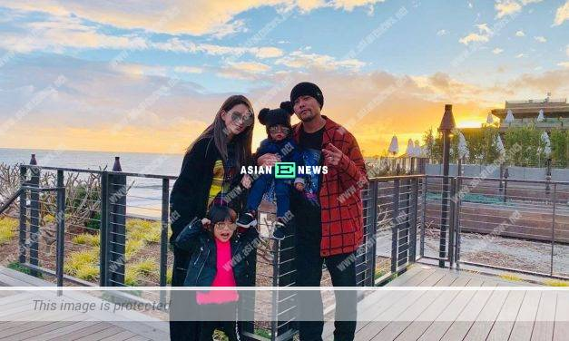 Jay Chou specially builds a castle for his daughter