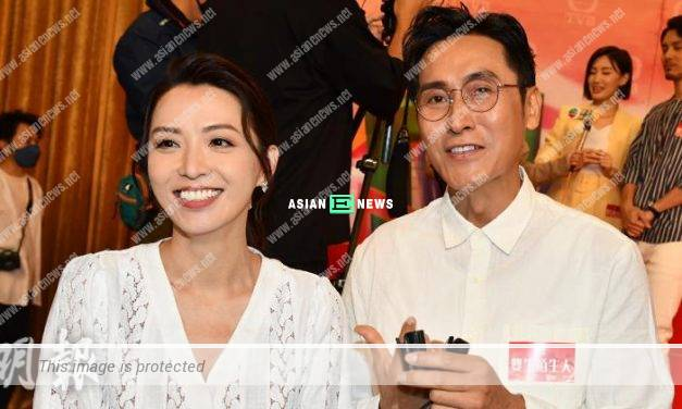 Joe Ma finds it challenging to play two roles in TVB new drama