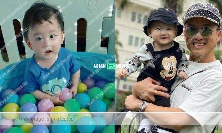 Joel Chan makes a private ball pool for his son at home