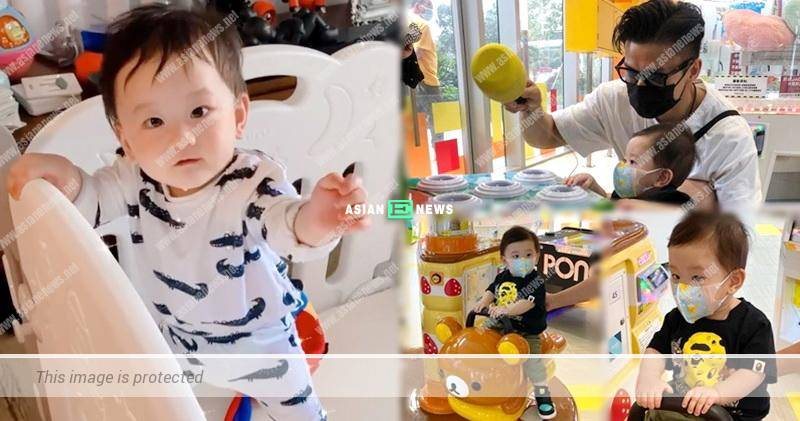Joel Chan chooses to forgo his rest and take his son to the theme park