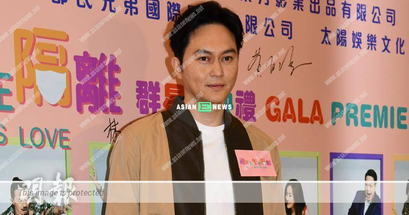 Julian Cheung wishes to have a daughter: Fighting against time is important