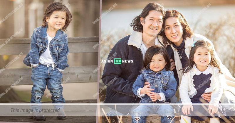 Linda Chung has a blissful marriage; She shows her family photo