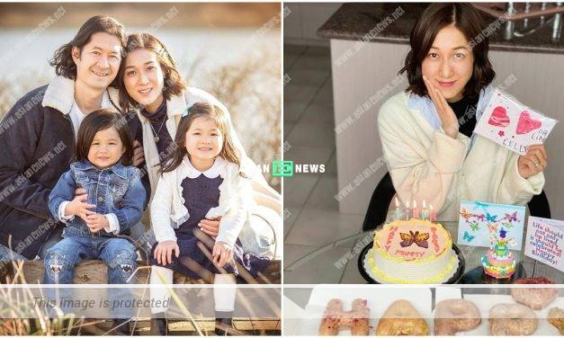Linda Chung turned 37 year old; She played live broadcast