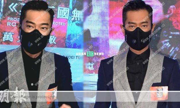 Louis Koo plans to go for LASIK surgery when having cataract in the future