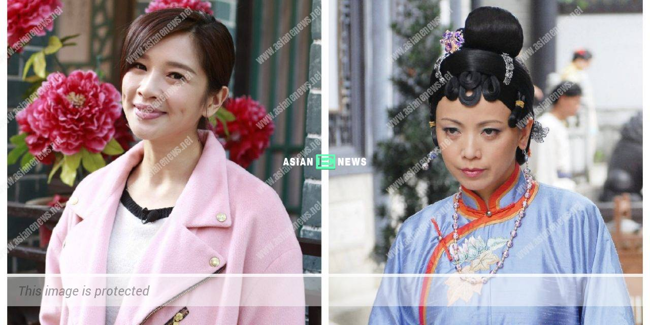 TVB artiste Mayanne Mak is not affected by Sandy Yue's resignation?