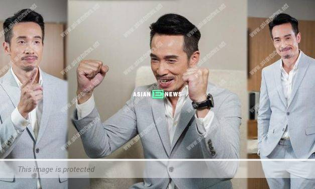 Moses Chan records a short video to urge everyone to take care of their health