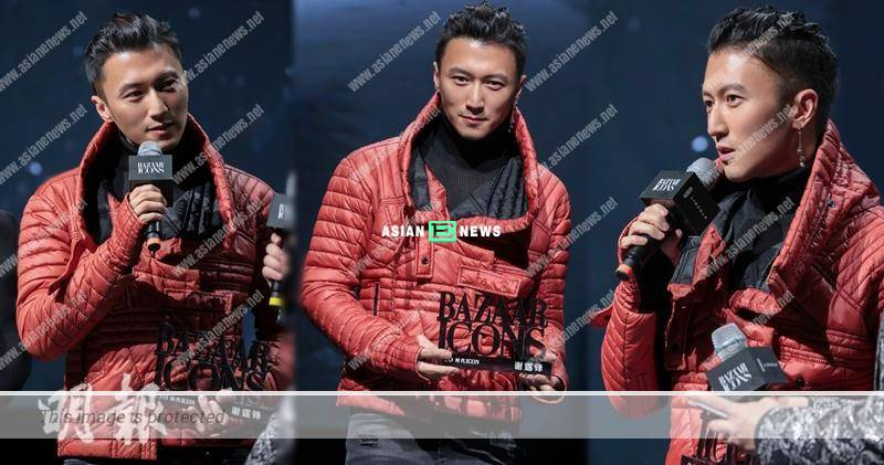 Nicholas Tse confesses he is a curious person and loves gossips