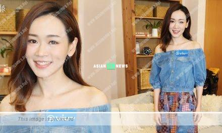 Shirley Yeung had a car accident; She tried to avoid questions related to her husband
