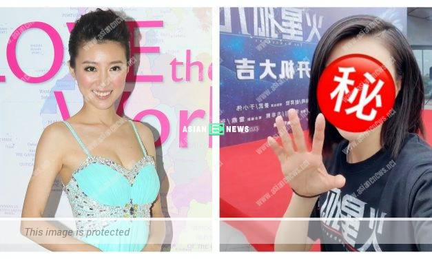 Former TVB actress Sire Ma is finally making an on-screen comeback