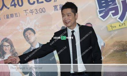 Steven Ma hosts TVB new show; He dismisses rumours about becoming senior management