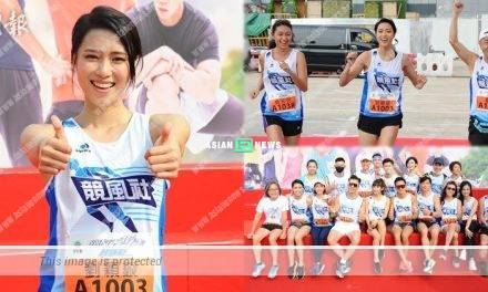 Tiffany Lau wishes to train in gym; She is not worried about her chest size