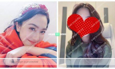Tracy Chu shows her new photo; She looks prettier after married?