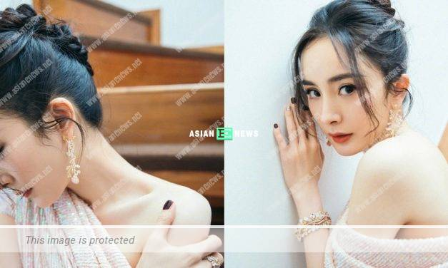 Yang Mi apologises and bows to film director due to arriving at the set late
