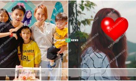 No filtering? Ada Choi disallows Max Zhang to record video of her