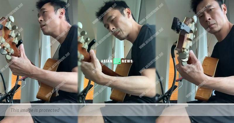 Andy Hui is called a hypocrite because of singing the wrong song?