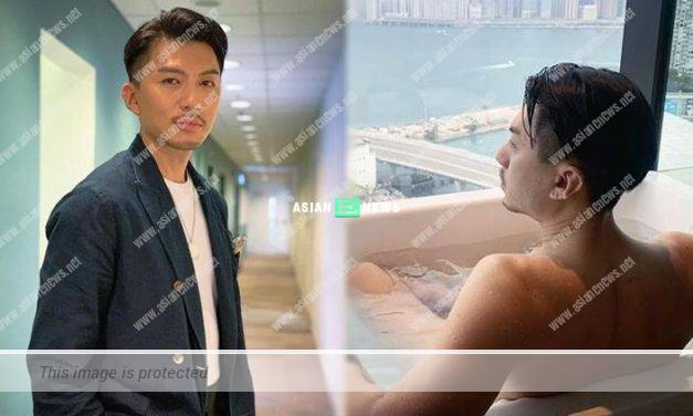 The netizens mistook Benjamin Yuen as the male lead in an indecent video