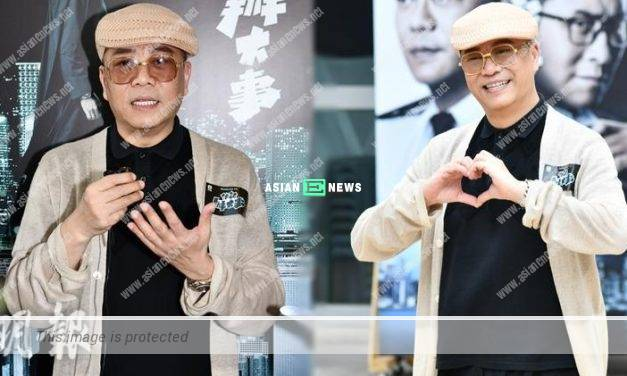 Bobby Au Yeung expresses his desire to become film producer