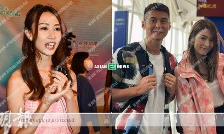 Carmaney Wong denies about dating Carlos Chan: I have a boyfriend