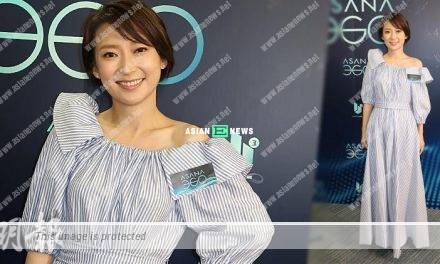 Catherine Chau tries to lose weight by running together with Chow Yun Fat