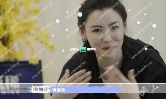 Daring Viann Zhang asks Cecilia Cheung about her love life