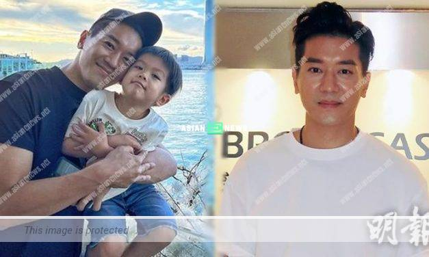 Too daring? Chris Lai's son pointed his teacher was fat