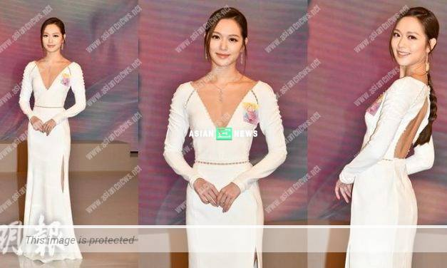 Crystal Fung dares not check with Eric Tsang about the progress of new drama