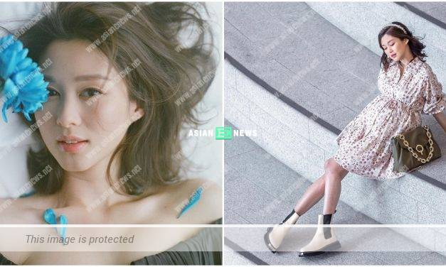 Eliza Sam feels relaxed in her second pregnancy