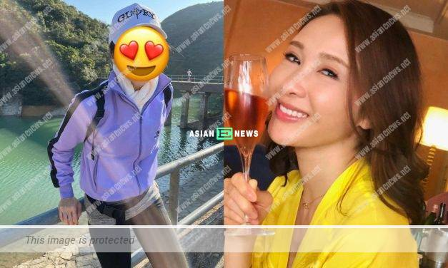 Gigi Lai gives a gentle reminder about going for outdoor activities