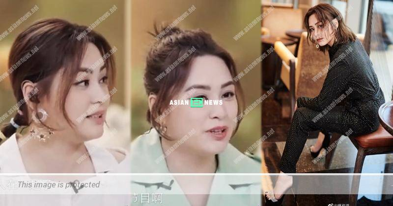 Gillian Chung gains weight because of her role in a new film?