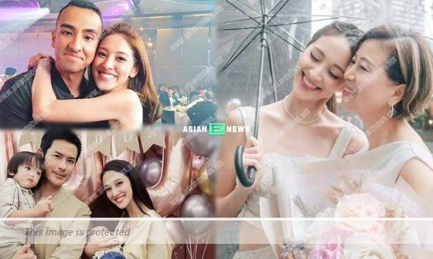 Grace Chan's mother admits she refuses to accept Kevin Cheng as her son-in-law initially