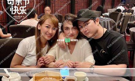 Shirley Yeung's old love Gregory Lee finally has a new romance