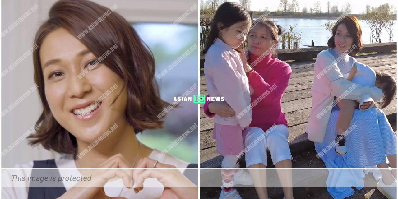 Filial daughter Linda Chung films another MV version because of her mother