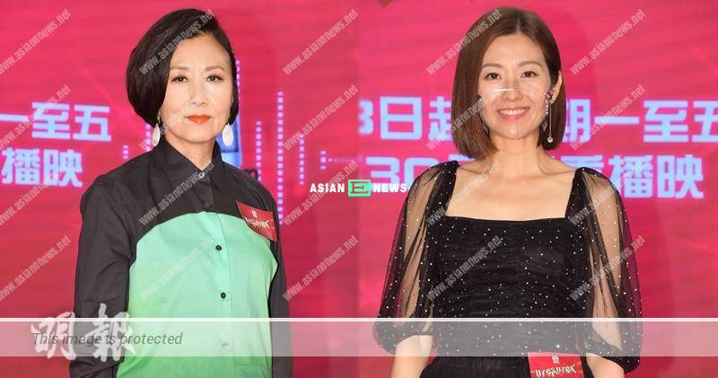 Liza Wang praises Yoyo Chen's dubbing performance; She urges TVB to give her a chance to play female lead