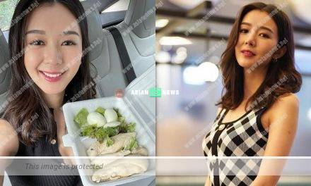 Louisa Mak eats chicken breast and eggs to lose weight