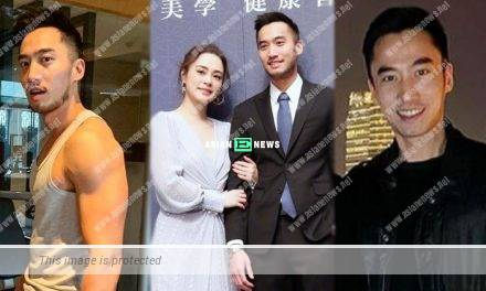 Because of divorce? Gillian Chung's ex-husband Michael Lai loses drastic weight