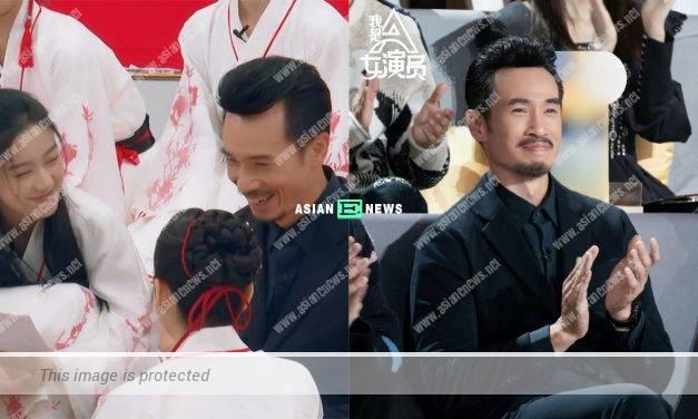Ace Actress show: TV King Moses Chan gives advices to newcomers