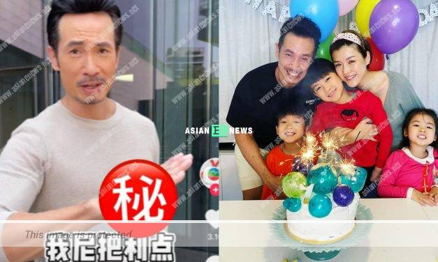 Moses Chan has large palms with visible blue veins; Netizens are worried about his health