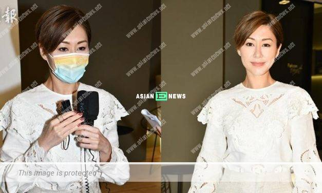 Nancy Wu is not anxious to date; She might become a vegetarian