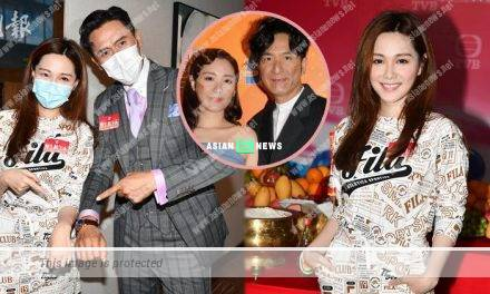 Roxanne Tong might go for hiking with Kenneth Ma as her birthday celebration