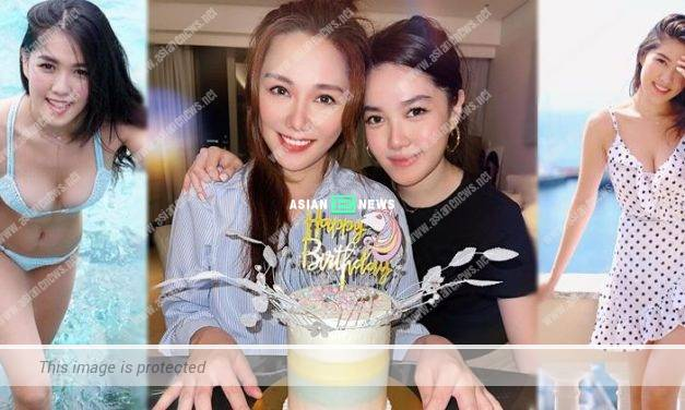 Roxanne Tong told her younger sister to stop her diet: I nearly cannot recognise you