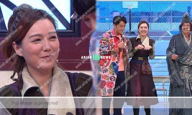 Have A Big Laugh show: Edwin Siu discloses he is a matchmaker for Roxanne Tong