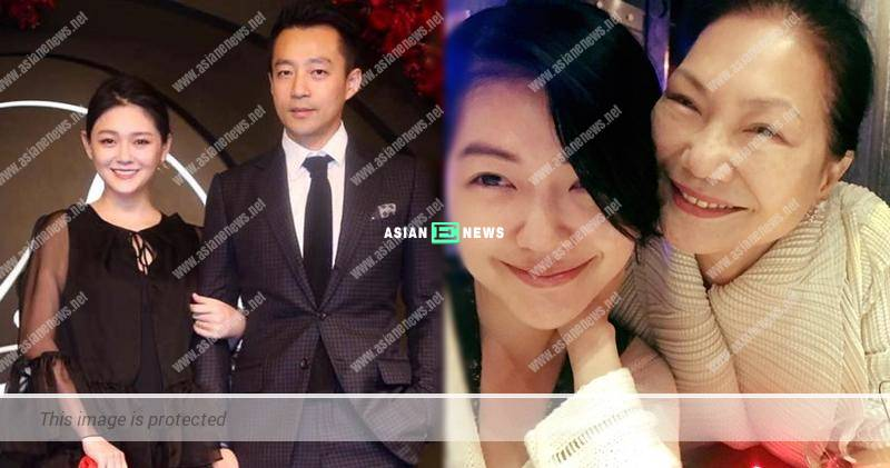 Barbie Hsu is filing for a divorce? Her mother told her to think about her kids